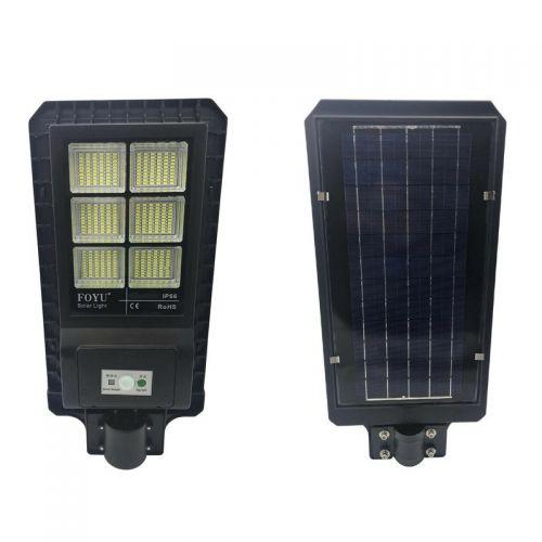 Ηλιακό Φωτιστικό Led με Τηλεχειριστήριο και Προστασία από Κεραυνούς OEM 180 W (Φωτισμός)