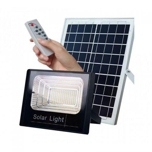 Ηλιακός Προβολέας Αδιάβροχος 10W με Τηλεκοντρόλ OEM FO-8810 (Φωτισμός)