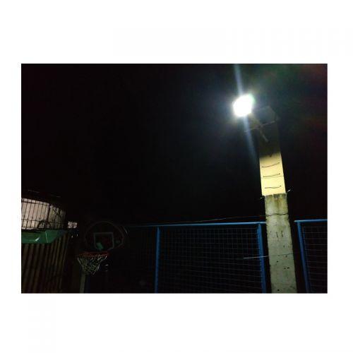 Ηλιακός Προβολέας Led 50W Εξωτερικού Χώρου με Πάνελ και Τηλεχειριστήριο OEM (Φωτισμός)