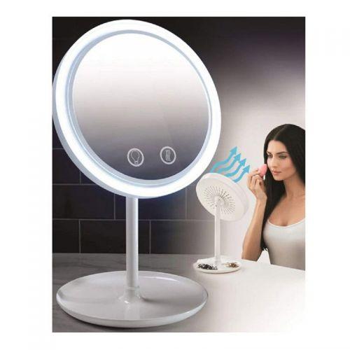 Μεγεθυντικός Καθρέφτης Μακιγιάζ με Ανεμιστήρα ΟΕΜ (Ομορφιά)