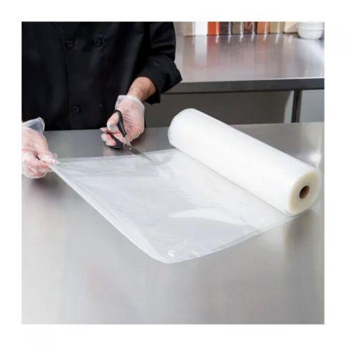 Σετ 2 Ρολά 25 x 600 cm Σακούλες Τροφίμων για Μηχανήματα Συσκευασίας Vacuum (Κουζίνα )