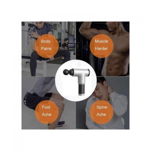 Συσκευή Μασάζ για την Επιτάχυνση της Ανάπτυξης και Ανάκαμψης των Μυών (Υγεία & Ευεξία)