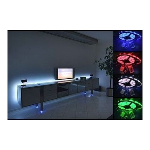 Εύκαμπτη Αδιάβροχη Ταινία 5 m LED με Τηλεχειριστήριο (Εποχιακά)
