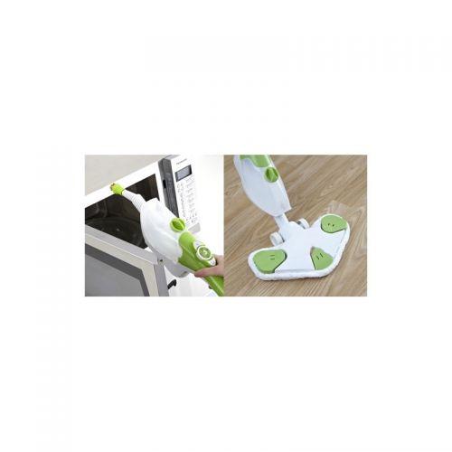 Σκούπα Ατμοκαθαριστής 6 σε 1 για Όλες τις Επιφάνειες (Προϊόντα καθαρισμού)