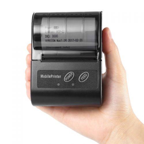 Ασύρματος Φορητός Εκτυπωτής Αποδείξεων 58mm με Bluetooth (Αξεσουάρ Η/Υ)