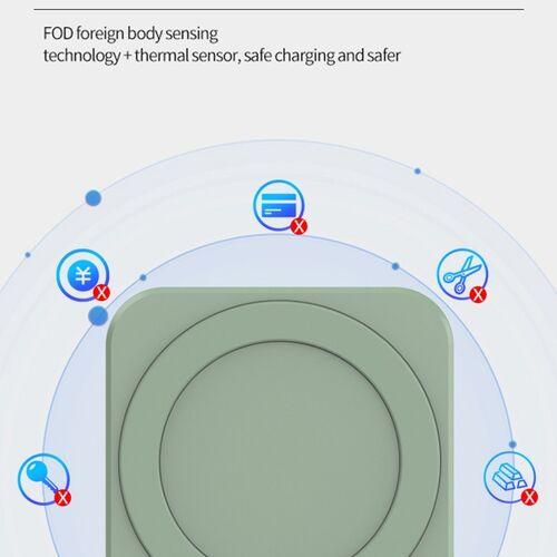 Μαγνητικός Φορτιστής Κινητού Ασύρματης Φόρτισης (Κινητά & Αξεσουάρ)