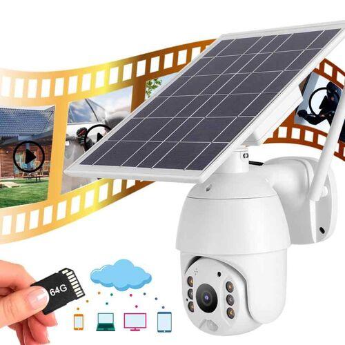 Ηλιακή Κάμερα με Σύστημα Παρακολούθησης (Ασφάλεια & Παρακολούθηση)