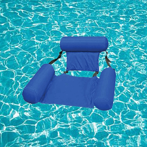Φουσκωτή Πλωτή Καρέκλα (Hobbies & Sports)