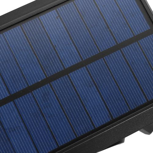 Τριπλό Ρυθμιζόμενο Ηλιακό Φωτιστικό Εξωτερικού Χώρου 140 COB με Αισθητήρα Κίνησης (Φωτισμός)