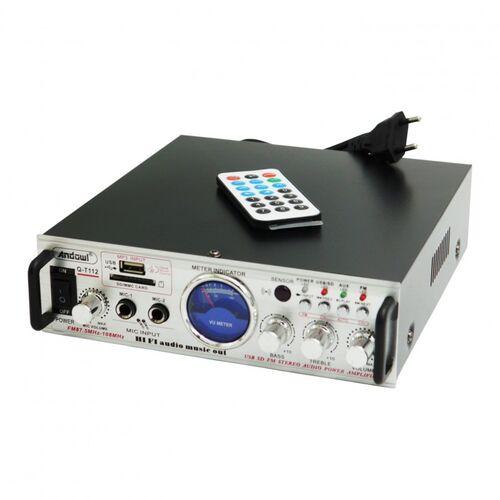 Στερεοφωνικός Ραδιοενισχυτής (Ήχος & Εικόνα)