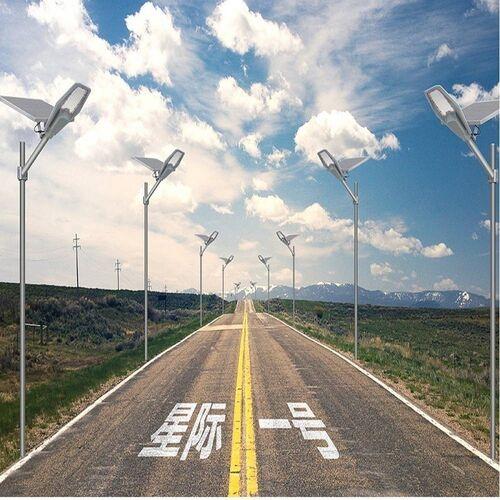 Ηλιακός Προβολέας LED 300W με Φωτοβολταϊκό Πάνελ και Βραχίωνα Στήριξης (Φωτισμός)