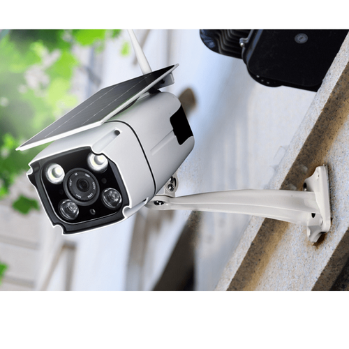 Ασύρματη Κάμερα Παρακολούθησης IP - WIFI & Κάρτα SIM με Ηλιακό Πάνελ (Ασφάλεια & Παρακολούθηση)