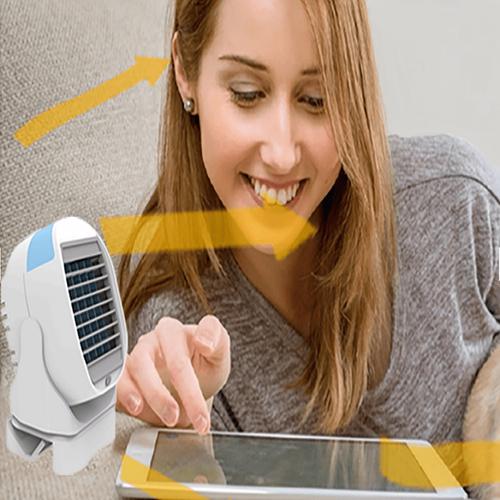 Μίνι Φορητό Κλιματιστικό και Αρωματικό Χώρου (Ψύξη - Θέρμανση)