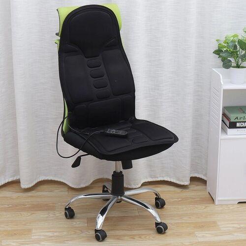 Θερμαινόμενο Κάθισμα Μασάζ 5 Σημείων με Υποστήριξη Μέσης και Χειριστήριο (Υγεία & Ευεξία)