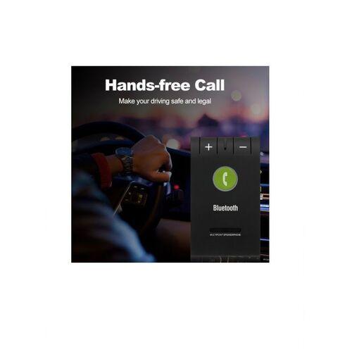 BlueTooth Handsfree Δύο Συνδέσεων (Αξεσουάρ αυτοκινήτου)