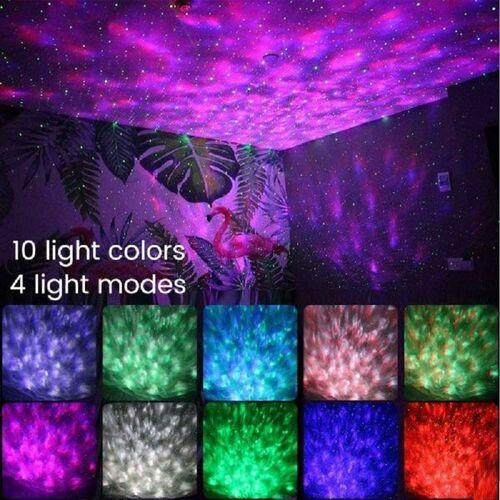 Φωτορυθμικό Αστεριών Led με Ηχείο Βluetooth (Ήχος & Εικόνα)