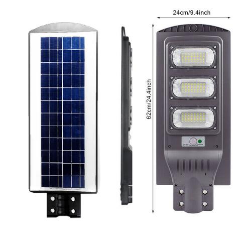 Ηλιακό Φωτιστικό Δρόμου Led 90W (Φωτισμός)