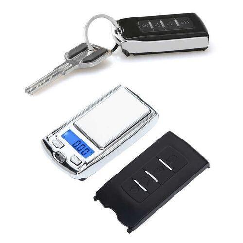 Mini Ψηφιακή Ζυγαριά Ακριβείας 0,01gr – 200gr / Μπρελόκ Κλειδιών (Εργαλεία)