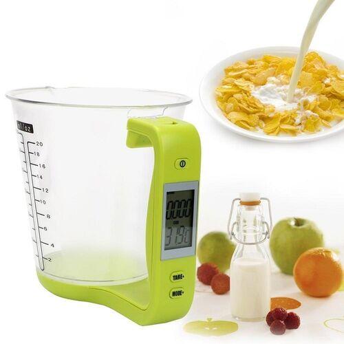 Ψηφιακή Ζυγαριά Κουζίνας με Κανάτα (Κουζίνα )