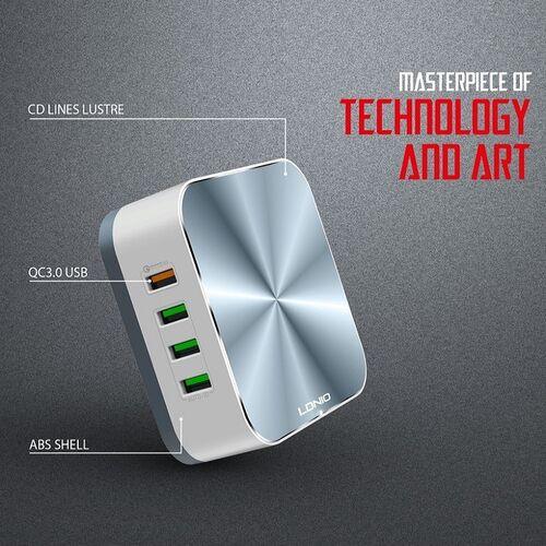 Επιτραπέζιος Φορτιστής USB και Quick Charge (Κινητά & Αξεσουάρ)