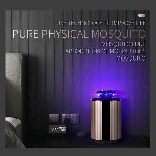 Σύστημα Εξολόθρευσης Κουνουπιών και Ποντικιών με Ανεμιστήρα, Φωτισμό LED και Υπέρηχο (Είδη Κήπου)