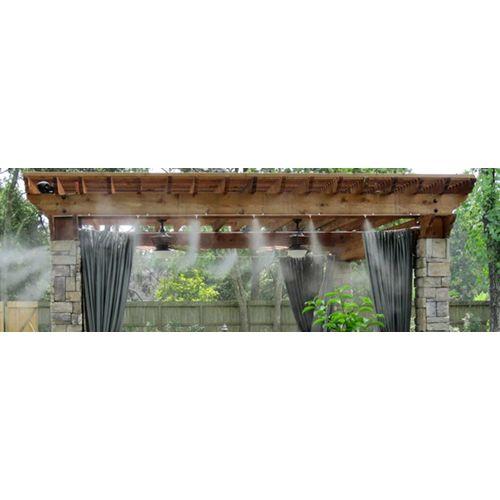 Σύστημα Υδρονέφωσης Εξωτερικών Χώρων 10m (Ψύξη - Θέρμανση)